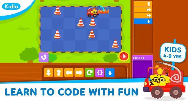 تطبيق Coding Games for Kids
