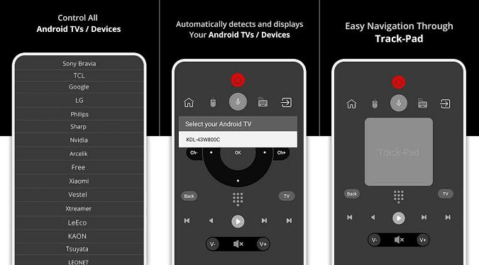 تطبيق CodeMatics Remote