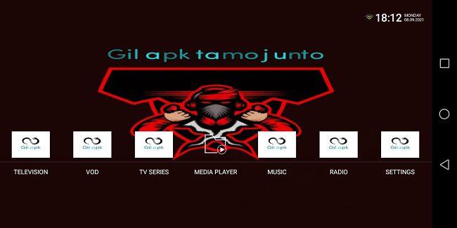 تطبيق Ultra TV 3
