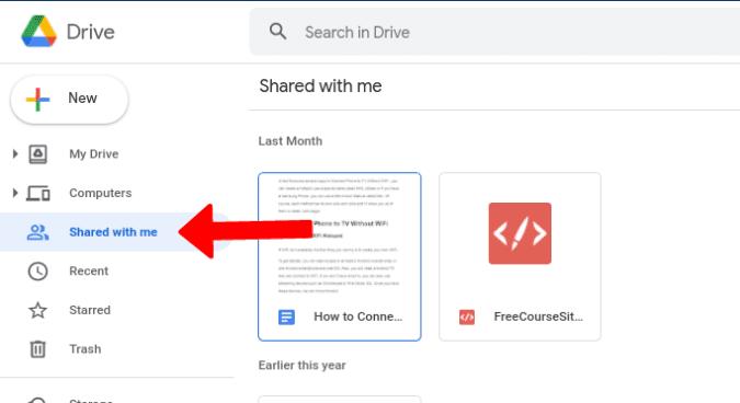 حجب الأشخاص الذين يرسلون بريد Spam في Google Drive