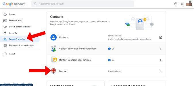 إلغاء حظر مستخدم على Google Drive 1