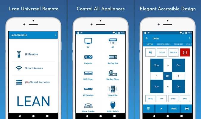 تطبيق Lean Remote