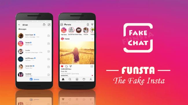 تطبيق Funsta