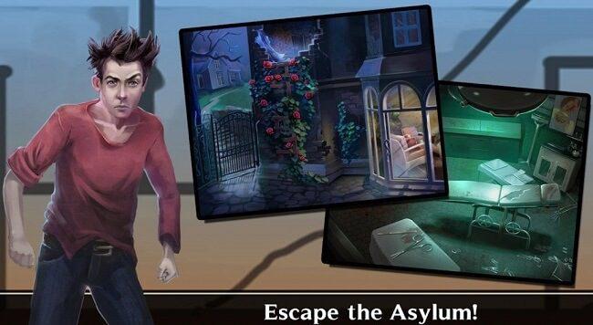 لعبة Adventure Escape: Asylum