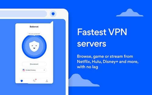 برنامج Betternet  برامج VPN