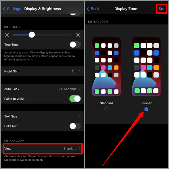لوحة مفاتيح هاتف الـ iPhone 1