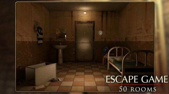لعبة 50 Rooms 3