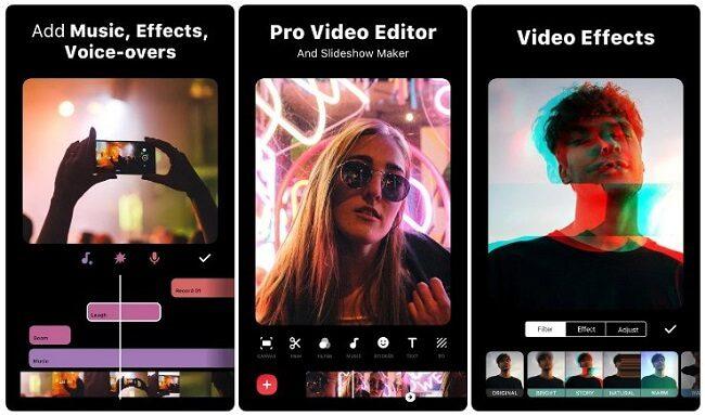 تطبيق InShot Video Editor