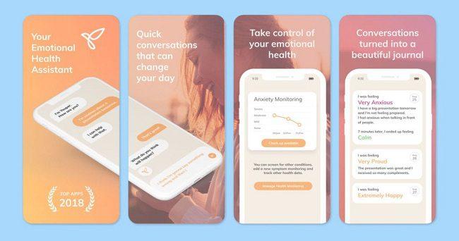 تطبيق Youper – Emotional Health