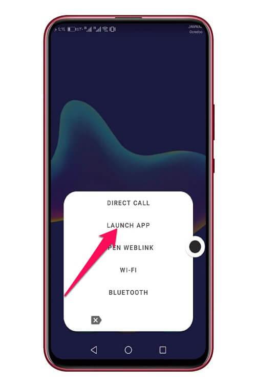 افتح أي تطبيق أو رابط في هاتف الأندرويد عبر الرسم على الشاشة 6