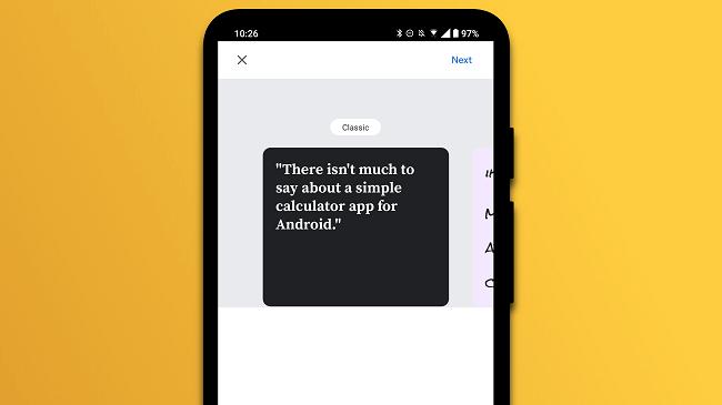 انشاء بطاقات الاقتباس في متصفح جوجل كروم