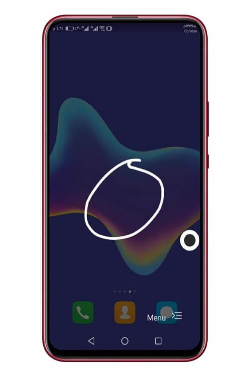 افتح أي تطبيق أو رابط في هاتف الأندرويد عبر الرسم على الشاشة 8