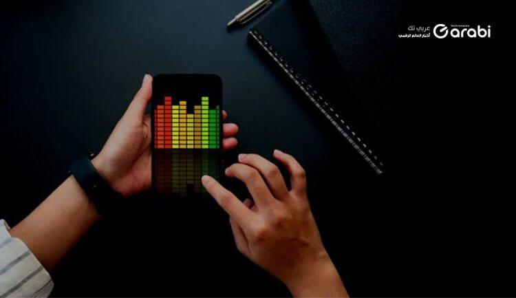 ازالة الضوضاء من مقطع الفيديو عبر هاتف الأندرويد