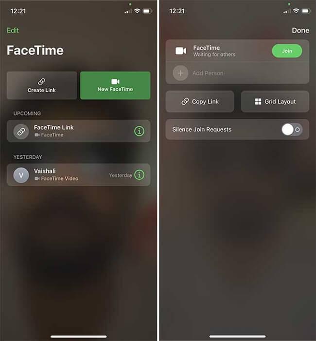 خدمة FaceTime متاحة الآن لكل من Android و Windows