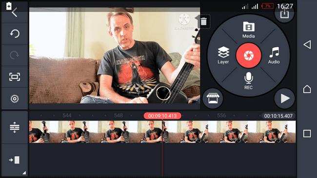 دمج الصوت المعدل على الفيديو الأصلي 2